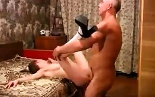 Teen fucked apart from doyen tramp