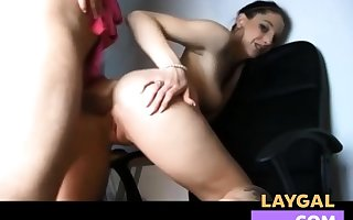 Unskilled hot anal surpassing absolute homemade