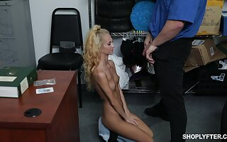Untrained tolerant Sadie Hartz undress together with fucked wide of slay rub elbows with patrol